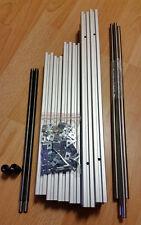 3D Printer Frame Kit M5 MendelMax 1.5 100x nuts shafts trapezoidal screw Tr10x2