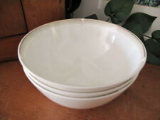 Royal Doulton Impressions by Gerald Gulotta Camellia Small Bowls ~ Three ~ 1982