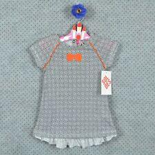 ¤ ORCHESTRA ¤ Robe été fantaisie - manches courtes ~ 12 MOIS ~ NEUF