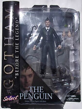 DC GOTHAM SELECT THE PENGUIN DELUXE ACTION FIGURE W/ BASE. 7 INCHES. NEW
