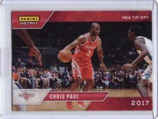 2017-18 Panini Instant #3 Chris Paul 1st Houston Rockets Card - Only 77 made!
