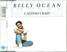 """BILLY OCEAN - 5"""" CD - Calypso Crazy (Extended) UK 4 Track.  Jive"""