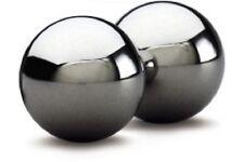 Cal .43 RAM en acier chromé DIN5401 Full Metal Balls, réutilisables -50 pcs