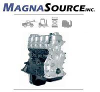 Mitsubishi 4G54 Forklift Engine - Clark - Balanced - 13 Month Warranty - Magna