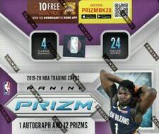 2019-20 PANINI PRIZM BASKETBALL RETAIL BOX