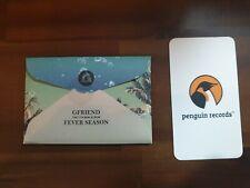 GFRIEND - 7TH MINI ALBUM FEVER SEASON  PRE-ORDER PHOTO CARD SET