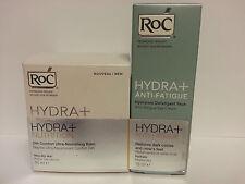 RoC Hydra+ Nutrition Balm and Anti-Fatigue Eye Cream (50ml & 15ml)
