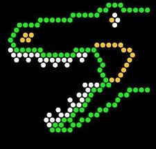 image relating to Lite Brite Refill Sheets Printable Free known as Traditional Lite Brite for sale eBay