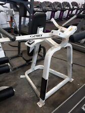 Cybex Advanced Plate loaded leverage Shoulder press