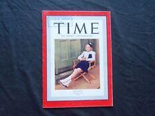 1939 JULY 17 TIME MAGAZINE - SONJA HENIE - T 669