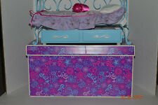 American Girl~Curlicue Daybed~Pull-Out~Beding~Mattresses~2 Pillows~Original Box
