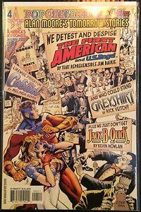 Tomorrow Stories #4 VF 1st Print America's Best Comics