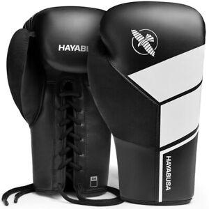Hayabusa S4 Lace Boxing Gloves