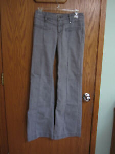 anthropologie Daughters of the Liberation pants size 4 gray