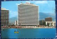 Spain Costa del Sol Fuengirola Hotel Stella Maris - posted