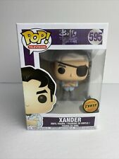 Funko Pop! Tv Buffy The Vampire Slayer Xander #595 Chase Edition Vaulted