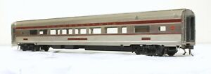 Sunset Models Parlor Car Thomas Edison - Pennsylvania - O Scale, 2-rail.  Brass.