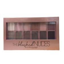 Maybelline New York The Blushed Nudes Eye Palette 12 shades