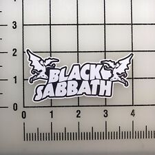"Black Sabbath 4"" Wide Vinyl Decal Sticker BOGO"