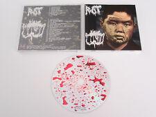 ROT / SUBLIME CADAVERIC DECOMPOSITION s/t split CD 1998 RARE ORIG. 1st PRESS!!!!