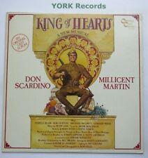 KING OF HEARTS - Original Cast Recording - Ex LP Record Original Cast OC 8028