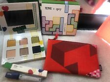 Tetris Eyeshadow Palette Lip Gloss Makeup Bag By Ipsy Game On