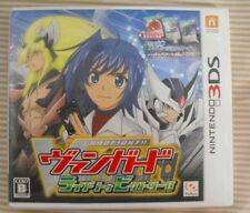 Good condition Card fight! ! Vanguard Ride To Victory! ! for 3DS F/S From Japan