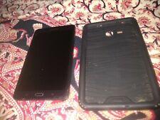 Samsung Galaxy Tab A SM-T280 8GB, Wi-Fi, 7in - Black plus silicone case exc cond