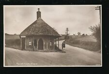 Somerset CHARD The Round House RP PPC Used 1927