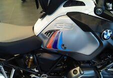 2 ADHESIVOS gel 3D PROTECCIONES LATERAL RALLY para MOTO GS R1200 AVENTURAS 14-17