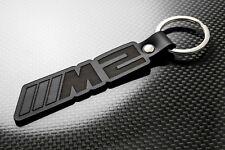 BMW M2 Leather Keyring, Keychain, Schlüsselring Porte-clés F87 Motorsport Msport