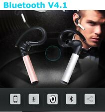 Bluetooth Handsfree Earbud Headphones for Bussiness Calling Centre Driving Work