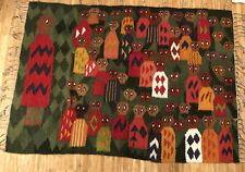 African Tapestry Thabana Li Mele, Lesotho - Wall Hanging - King Speaks Vintage