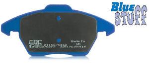 EBC BLUESTUFF BRAKE PADS FRONT DP5143NDX (TRACK, SPORT, RACE)