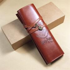Harry Potter Pen Bag Hogwarts Badge Retro PU Purse Wallet Case Cosplay Xmas Gift