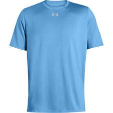 Under Armour 13057754753x Mens 3x Carolina Blue/silver Locker SS T-shirt