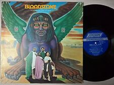 DISCO LP VINILE BLOODSTONE - RIDDLE OF THE SPHINX - 1974 LONDON PS 654 EX +INNER