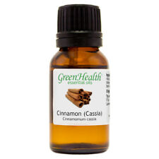 15 ml Cinnamon (Cassia) Essential Oil (100% Pure & Natural) -GC Tested