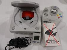 Fully MODDED Sega Dreamcast GDEMU, Noctua Fan, SD Card and More