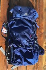 Gregory Deva 70 Pack Women Sz M Backpack Backpacking Egyptian Blue Retail $320