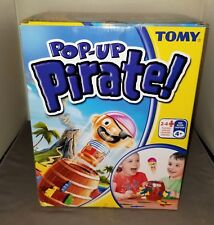 TOMY POP UP PIRATE GAME - EXCELLENT CONDITION
