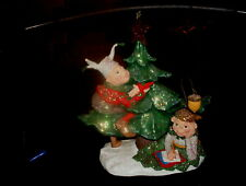 DEPT 56 RARE TWO BROWNIES ON A TREE   CHRISTMAS  #46812