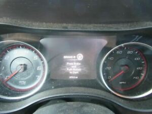 2015 CHARGER Speedometer Cluster 140 MPH ID 5091749     87,512 Miles