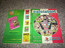ALBUM CALCIATORI PANINI 1974-75 COMPLETO ORIGINALE CON CEDOLA FIGURINE
