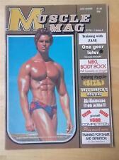 MUSCLEMAG bodybuilding muscle magazine/ERIK HUNTER 11-75