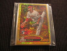 2012 TOPPS UPDATE HOUSTON ASTROS *GOLD SPARKLE* TEAM SET 7 CARDS W/ROOKIE'S