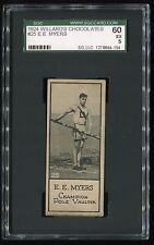1924 Wilard's Chocolates #25 E.E. Myers SGC 60 EX Cert #1278844-154