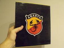 Abarth -500-600-850-1000-1300-2000-124-131-X19-Lancia-Alfa-Simca-Ferrari