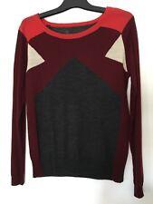 Pull colorblock KOOKAI laine sweater -  T. 1 / S / 34-36