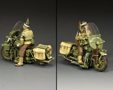 KING AND COUNTRY The Motorcycle MP - WW2 DD283